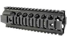 Midwest Industries 20G2 2PC 4-Rail Black Gen 2 FreeFloat Handguard .223Rem