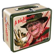 Nightmare on Elm Street Freddy Krueger Metall Lunch Box Tin Beuteltasche BRANDNEU
