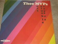 THE MVP's - MOST VALUABLE PLAYERS  - VINYL LP RECORD - NEW