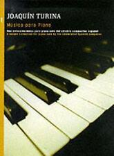 Joaquin Turina - Musica Para Piano, Vol. 1, , Good Book