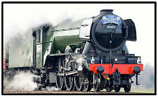 FLYING SCOTSMAN - SOUVENIR NOVELTY FRIDGE MAGNET - BRAND NEW