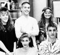 JAMES FOLEY 1991 KINGSWOOD REGIONAL High School Yearbook WOLFEBORO, NH (ISIS)
