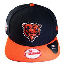New Era NFL Chicago Bears Classic Snapback Hat 2tone Color Cap
