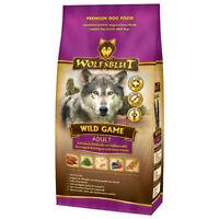 Wolfsblut Wild Game Adult Trockenfutter 500g -Rebhuhn & Wildtaube- GETREIDEFREI