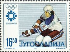 YUGOSLAVIA - 1984 - Olympic Winter Games in Sarajevo - Ice Hockey - Sc. #1669