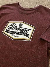 Splendido elemento Skateboard MULIN TEE T-shirt S small costa £ 40