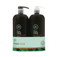 Paul Mitchell Tea Tree Special Color Shampoo, Conditioner or Duo Pack 1 Liter
