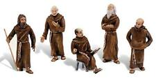Woodland Scenics SP4453 N/HO Scene-A-Rama Friars/Monks Train Scenery