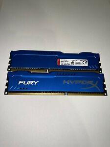 Kingston HX316C10FK2/8 (8GB, PC3-12800 (DDR3-1600), DDR3 SDRAM, 1600 Mhz, DIMM 2