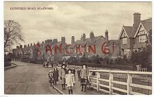 Lichfield Pre - 1914 Collectable Staffordshire Postcards