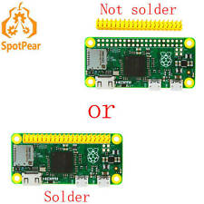 Raspberry Pi zero Pi0 Board Version 1.3 with 1GHz CPU Linux with free GPIO Pin