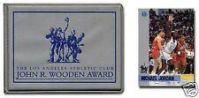 Michael Jordan John Wooden Award Complete 21-cd Set Limited Edition Certificate