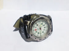 VTG SWISS ARMY 1999 MARLBORO CATALOG EXCLUSIVE LIMITED EDITION INSCRIBED WATCH