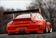 1:18 tuning Porsche 911 (997) gt3 R Street naranja con BBS real llantas de aluminio = OVP