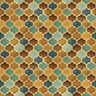 FABRIC Quilting Treasures ~ ARABESQUE ~ Conrad Knutsen (24647 A)  by the 1/2 yd
