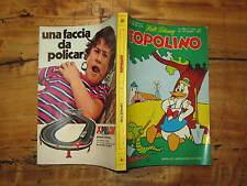 WALT DISNEY TOPOLINO LIBRETTO NUMERO 883 PRESENTI PUNTI CLUB 29 OTTOBRE 1972