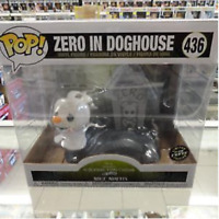 Rare Zero In Doghouse CHASE Glow GITD Funko Pop Vinyl New in Mint Box