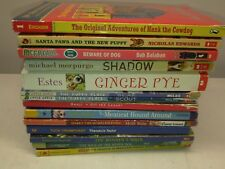 Lot of 14 animal lovers chapter books for dog lovers! paperback AR Scholastic