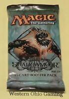 MTG Magic Shadowmoor Booster Pack from Box NEW English