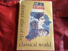 Shorter Atlas of the Classical World. Scullard, Van Der Heyden, Van Aken