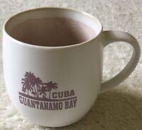 Guantanamo Bay Cuba 16 OZ Coffee Tea Mug Cup Preowned