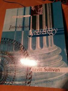 Introduction to Sociology, 2nd ed., Kevin Sullivan (Paperback