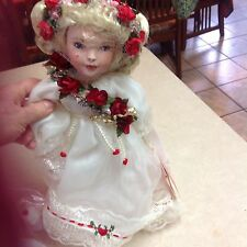 Paradise Galleries Angel Love Porcelain Doll Treasury Collection Premier Edition