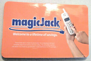 MAGIC JACK Magicjack Model #A921 USB Extension PC TO PHONE As Seen On TV