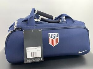 Nike Soccer Team USA USMNT Player Issued Travel Bag PB0094-410 Multiples Pouch