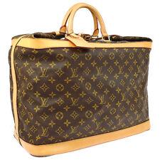 AUTHENTIC LOUIS VUITTON CRUISER BAG 45 TRAVEL HAND BAG MONOGRAM M41138 AK34143h