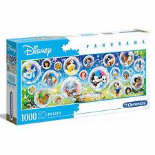 Clementoni Puzzle 1000pc - Disney Classic Panorama 39515