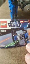 LEGO Star Wars #8028: TIE Fighter 100% Complete