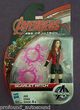 Marvel Avengers AOU Age Of Ultron Scarlet Witch Paint Error Brand New Sealed