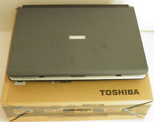TOSHIBA Satellite A135-S4427 Laptop Computer (w/Manuals, Recovery Disk, VistaOS)