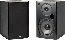 Open-Box Excellent: Polk Audio T15 100 Watt Home Theater Bookshelf Speakers (...