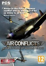 Air Conflicts: Air Battles of World War II (PC CD) NEW SEALED