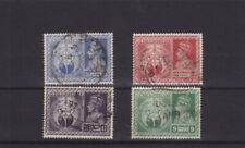 INDIA 1946 VICTORY STAMPS COMPLETE - GOOD USED (L027)