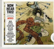 (FP729) Now Hear This! (2007), 15 tracks various artists - The Word CD
