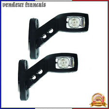 2x 12 24V LED FEUX DE GABARIT LATERAUX ROUGE ORANGE BLANC MERCEDES SPRINTER