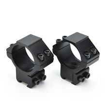 New Low 11mm Mount Dia 30mm Ring QD DIY Mount for Scope Rifle flashlight Best WB