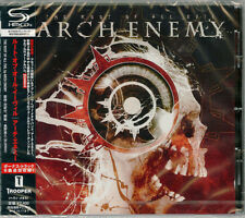 ARCH ENEMY-THE ROOT OF ALL EVIL-JAPAN SHM-CD F00