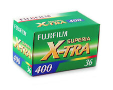 5 Rolls Fuji Superia X-TRA 400 FujiColor CH 135-36 Color Negative Film Exp04/18