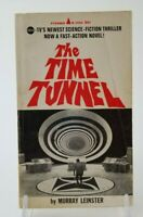Vintage THE TIME TUNNEL Murray Leinster Pyramid Paperback 1967 SCIFI TV Series
