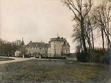 RAMBOUILLET c. 1930 - Le Château - Ph. Auclair Chemins de Fer - 82
