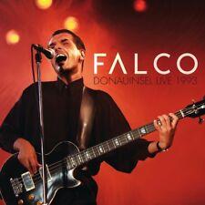 FALCO - DONAUINSEL LIVE 1993  2 VINYL LP NEUF