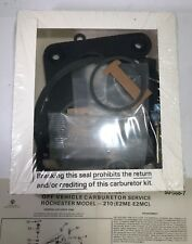 Wells CK678A Carburetor Repair Kit Kemparts 15854A Standard 10777A 79-87 GM Cars