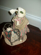 Lizzie High Doll: Aunt Lillian Pawtucket Bunnies Bundle & Bed 1st Ed Free Ship