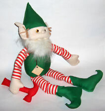 Plush Twinkle the Elf  -  Unique Christmas Elf  - Holiday Decoration