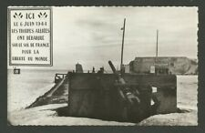 D.DAY / PLAGE JUNO BEACH / COURSEULLES SUR MER - CALVADOS - 6 JUIN 1944