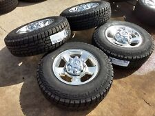 "17"" Dodge Ram 2500 3500 OEM wheels rims tires A/T 2009 2010 2016 2017 2018 2187"